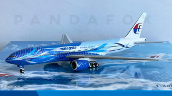 Malaysia Airlines Boeing 777-200ER 9M-MRD Freedom of Space Phoenix PH4MAS2119 04365 Scale 1:400