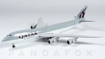Qatar Airways Cargo Boeing 747-8F A7-BGB Phoenix PH4QTR1690 Scale 1:400