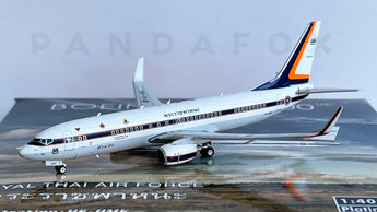Royal Thai Air Force Boeing 737-800 HS-HMK Phoenix PH4RTAF2139 11673 Scale 1:400