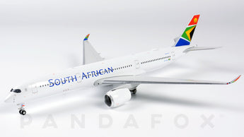 South African Airways Airbus A350-900 ZS-SDC Phoenix PH4SAA1991 Scale 1:400