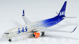 SAS Scandinavian Airlines Boeing 737-800 LN-RGI Celebrating 70 Years Phoenix PH4SAS1589 Scale 1:400