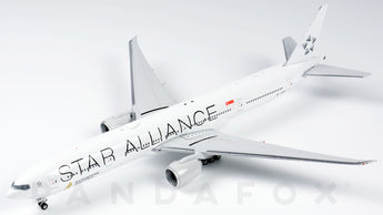 Singapore Airlines Boeing 777-300ER 9V-SWM Star Alliance Phoenix PH4SIA1914 Scale 1:400
