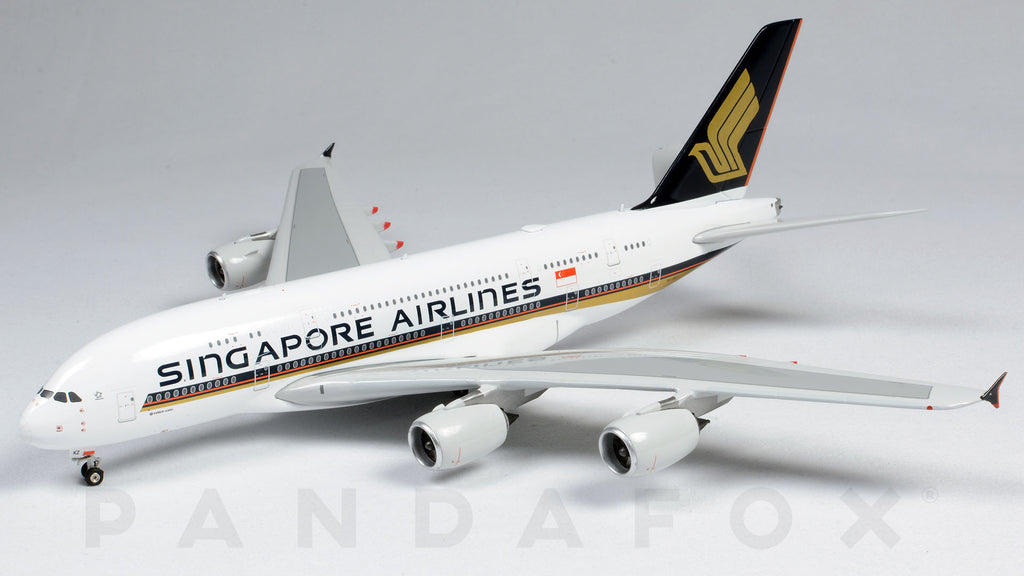 Singapore Airlines Airbus A380 9V-SKZ Phoenix PH4SIA2033 Scale 1:400