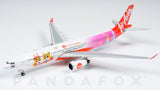 Thai Air Asia X Airbus A330-300 HS-XTD Lotte World Phoenix PH4TAX1849 Scale 1:400