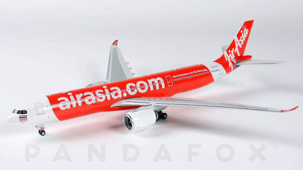 Thai Air Asia X Airbus A330-900neo HS-XJA Phoenix PH4TAX1962 Scale 1:400