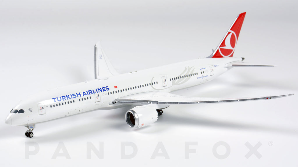 Turkish Airlines Boeing 787-9 TC-LLA Phoenix PH4THY1934 Scale 1:400
