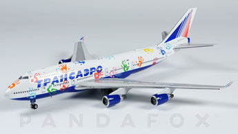 Transaero Boeing 747-400 EI-XLK Flight of Hope Phoenix PH4TSO1066 Scale 1:400