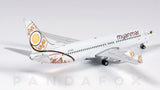 Myanmar National Airlines Boeing 737-800 XY-ALG Phoenix PH4UBA1989 Scale 1:400