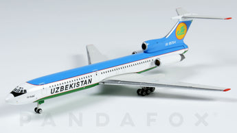 Uzbekistan Airways Tupolev Tu-154 UK-85764 Phoenix PH4UBZ1014 Scale 1:400