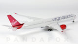 Virgin Atlantic Airbus A350-1000 G-VLUX Red Velvet Phoenix PH4VIR1954 Scale 1:400