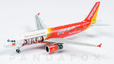VietJet Air Airbus A320 VN-A689 Welcome to Vietnam Phoenix PH4VJC1309 Scale 1:400