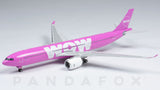 WOW Air Airbus A330-900neo TF-BIG Phoenix PH4WOW2018 Scale 1:400