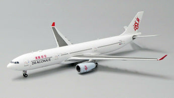 Dragonair Airbus A330-300 B-HLJ JC Wings EW4333003 Scale 1:400
