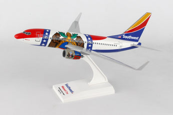 Southwest Boeing 737-700 N280WN Missouri One Skymarks SKR870 Scale 1:130