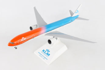 KLM Boeing 777-300ER PH-BVA Orange Pride Skymarks SKR972 Scale 1:200