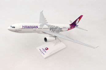 Hawaiian Airlines Airbus A330-200 N361HA Skymarks SKR987 Scale 1:200