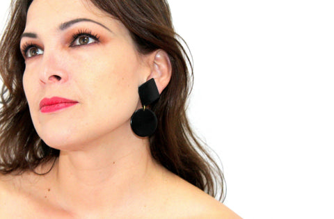 MANUELA EARRINGS by SHICATO - Jewel and Lotus