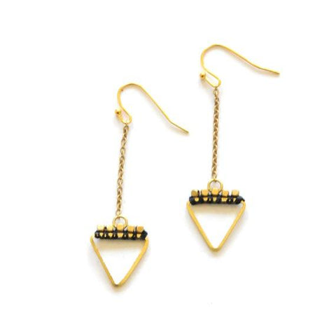 Cupid's Arrow Earrings by The Didi Jewelry Project - Jewel and Lotus