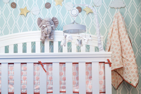 Baby Bedding: Lolly