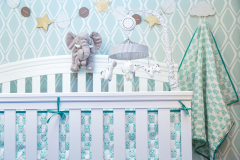 Baby Bedding: Ullu