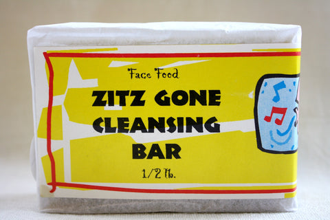 Zitz Gone Cleansing Bar by Celestial Body - Jewel and Lotus