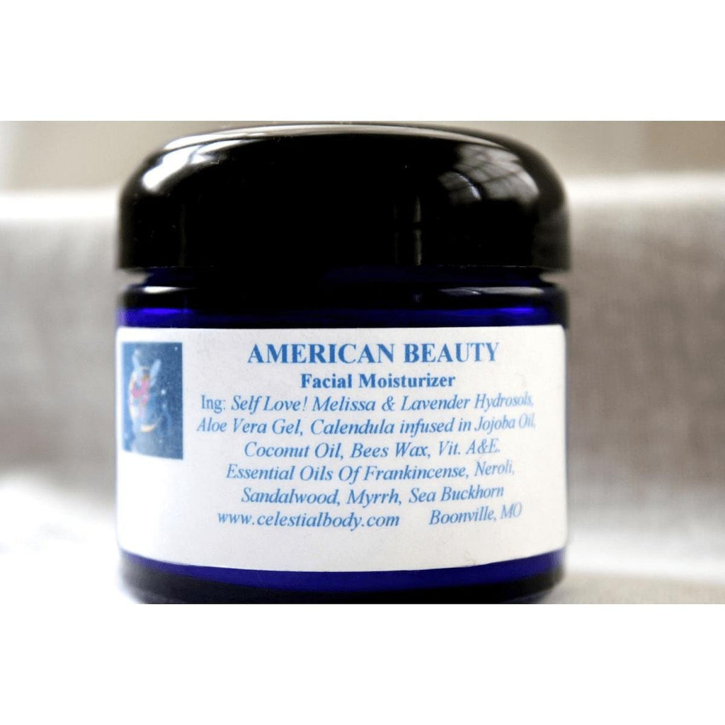 American Beauty by Celestial Body - Jewel and Lotus
