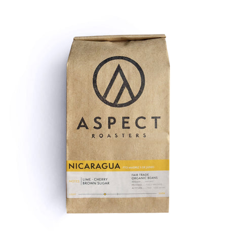 NICARAGUA • FTO MADRIZ 5 DE JUNIO by Aspect Roasters - Jewel and Lotus