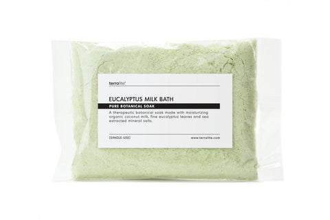 EUCALYPTUS MILK BATH {single use}