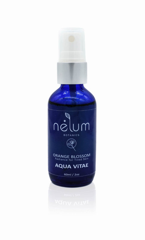 Aqua Vitae Orange Blossom Brightening Facial Mist by Nelum Botanics - Jewel and Lotus