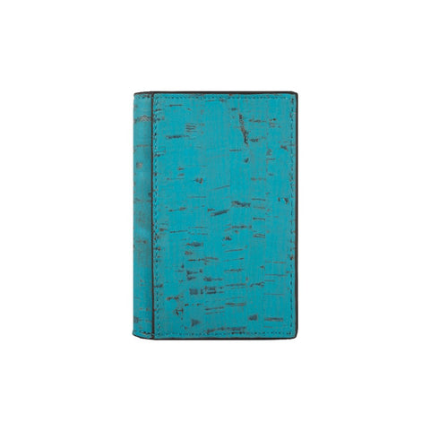 Reed Business Card Holder - Teal