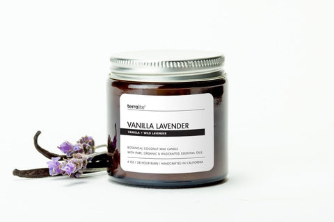 VANILLA LAVENDER {travel}