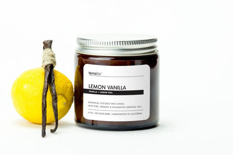 LEMON VANILLA {travel}