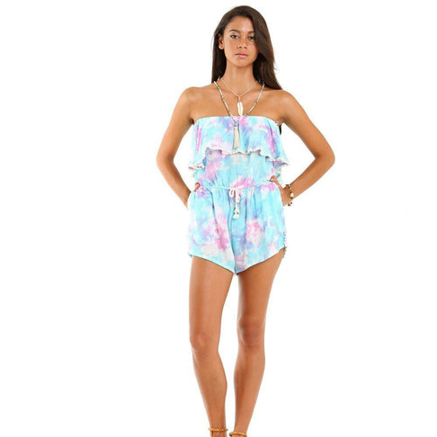 Anne Romper by Tulle and Batiste - Jewel and Lotus