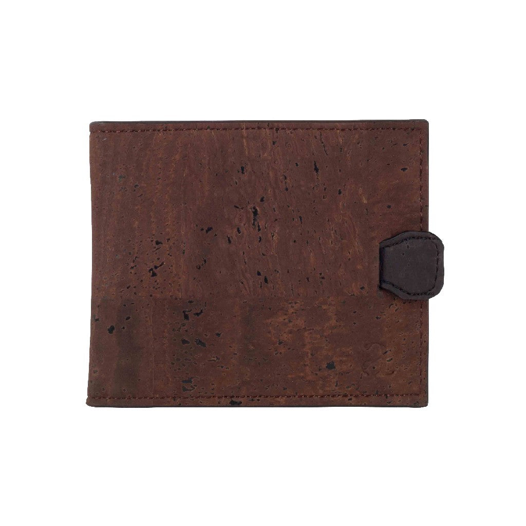 Arden Minimal Wallet - Brown by Arture - Jewel and Lotus