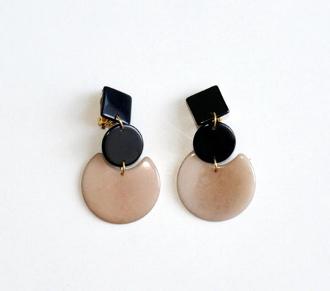 FRICA EARRINGS by SHICATO - Jewel and Lotus