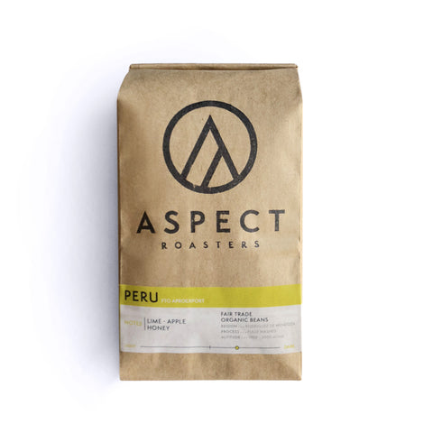 PERU • FTO APROEXPORT by Aspect Roasters - Jewel and Lotus