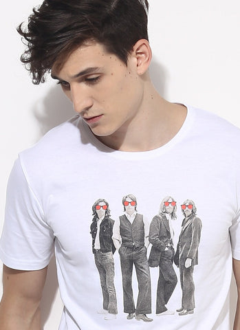 Organic Cotton Beatles T-Shirt