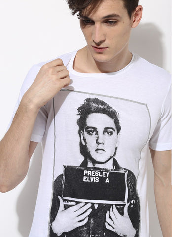 Organic Cotton Elvis T-Shirt