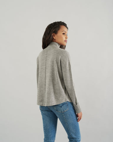 The High Neck Pullover