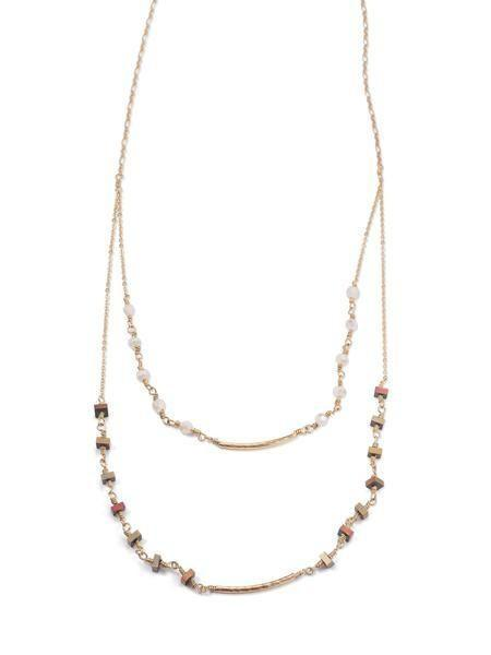 Echo Necklace by Jimani Collections - Jewel and Lotus