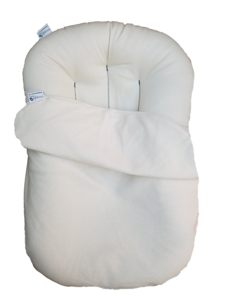 Snuggle Me Wool | Premium Organic Cosleeping Baby Lounger by Snuggle Me Organic - Jewel and Lotus