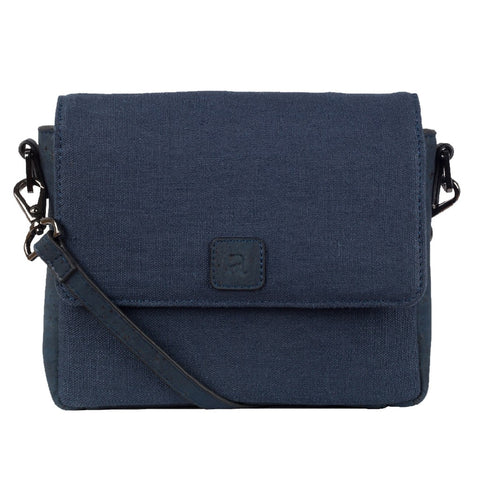 Yara Convertible Sling Bag - Blue Nettle