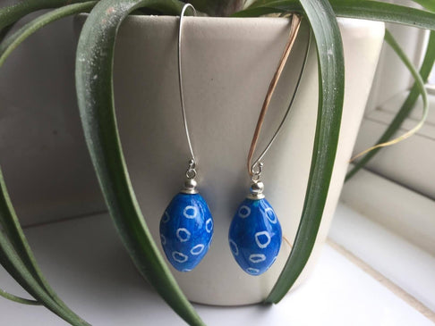 Adali (Azure) by Emmerdale Beads - Jewel and Lotus