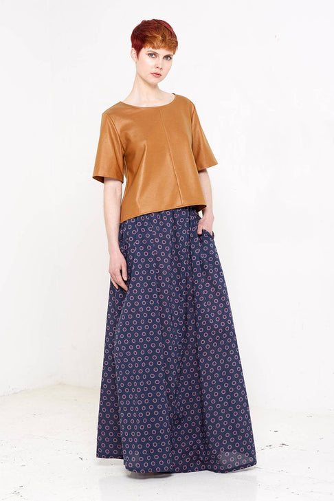 Anita Maxi Skirt by Bo Carter - Jewel and Lotus