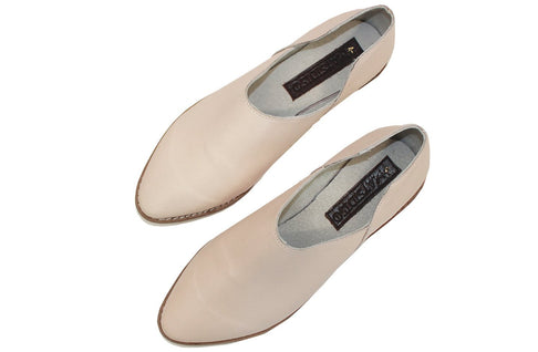 Ausi Slip On In Ballet Pink by Matsidiso - Jewel and Lotus