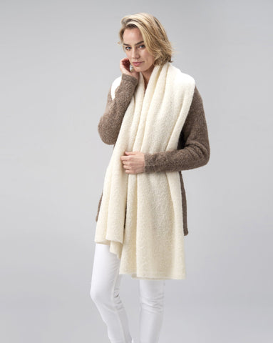 The Alpaca Maxi Scarf