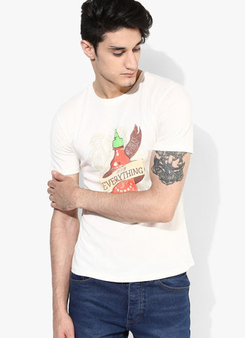 Organic Cotton Sriracha T-Shirt