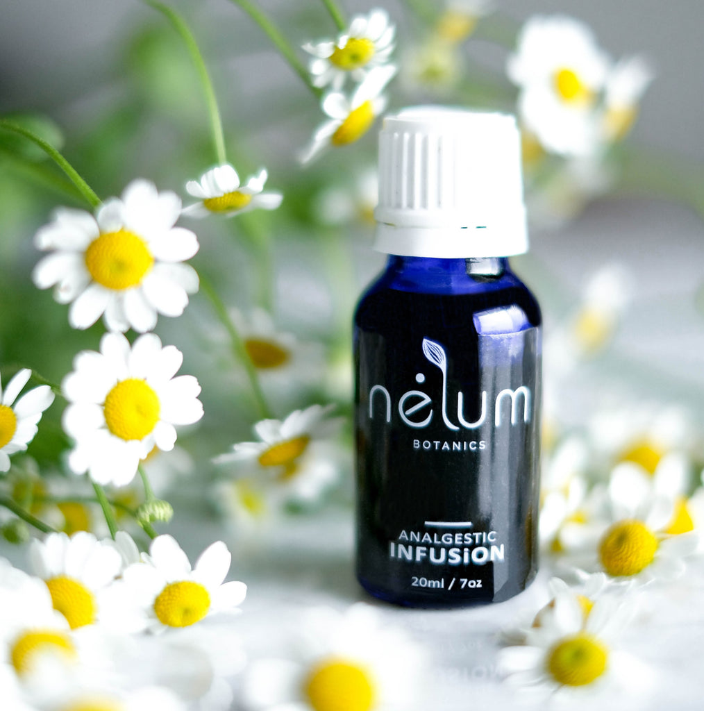 Analgesic Infusion by Nelum Botanics - Jewel and Lotus
