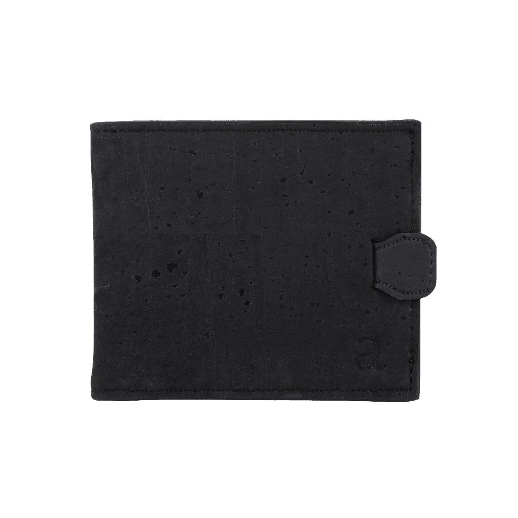 Arden Minimal Wallet - Black by Arture - Jewel and Lotus