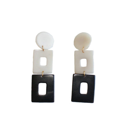 RICARDA EARRINGS by SHICATO - Jewel and Lotus